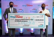 Photo of Mecánico retirado nuevo ganador de los 50 millones del Megachance de Loteka
