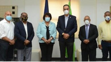 Photo of SeNaSa se reúne con el CDP y gremios de la prensa