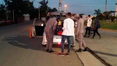 Photo of Policía arrecia operativos en SDE; apresa 277 por toque de queda y andar sin mascarilla