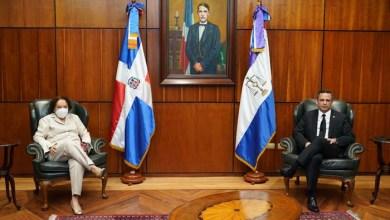 Photo of Procuradora General de la República y presidente SCJ sostienen encuentro