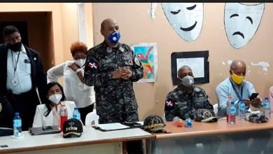 Photo of PN y líderes comunitarios de Villa Duarte se unen para fortalecer niveles de seguridad
