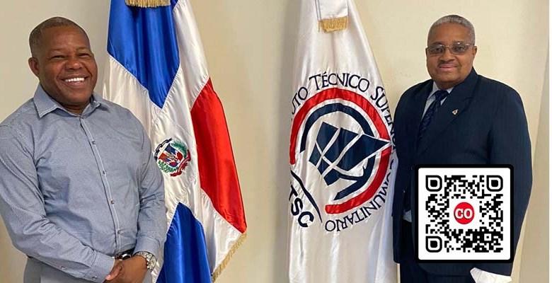 Adan Peguero y Francisco Vegazo