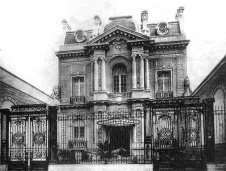 Palacio Leloir  Turismo en Buenos Aires