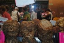 Este tubérculo es también consumido por los africanos. A estos lados se le conoce como ñame. Foto: M.Velásquez