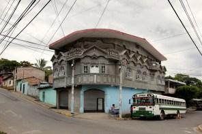 Casa en Ilobasco, El Salvador. Foto: Walterio Iraheta