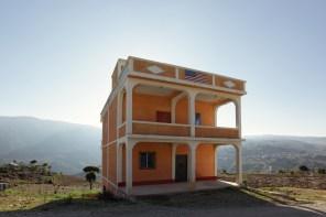 Casa en Cuchumatanes, Guatemala. Foto: Walterio Iraheta.