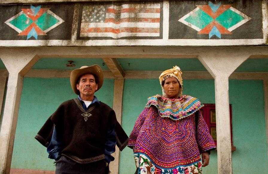 San Mateo Ixtatán, Huehuetenango, Guatemala. Foto: Andrea Aragón