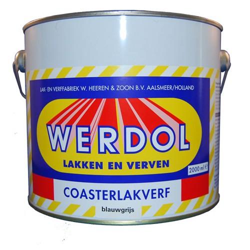 Werdol-Coasterlakverf harlingen lauwersoog