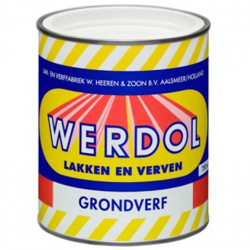 Werdol Grondverf Harlingen lauwersoog