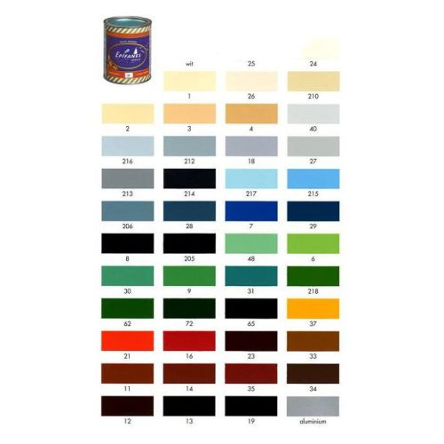 kleuren epifanes