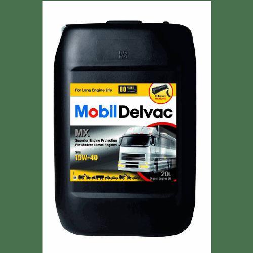 Mobil 1 Mobil Delvac MX 15W-40 olie harlingen friesland scheepvaart