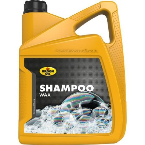 KROON OIL SHAMPOO WAX - AUTOSHAMPOO, 5 LT HArlingen watersport