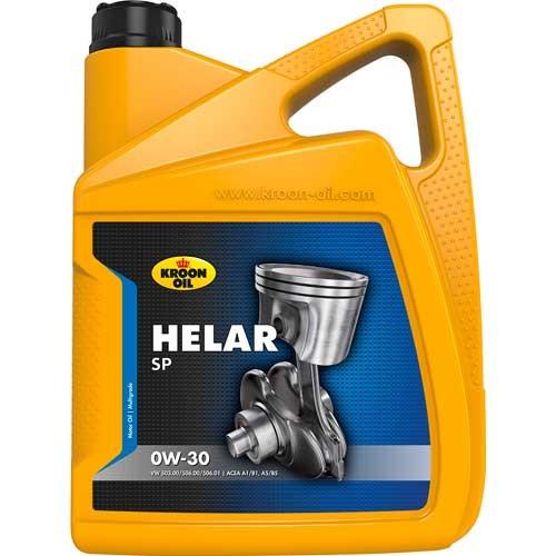 Kroon Oil Helar SP 0W 30 5 liter harlingen olieboer