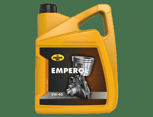 KROON OIL | 5 L can Kroon-Oil Emperol 5W-40 harlingen