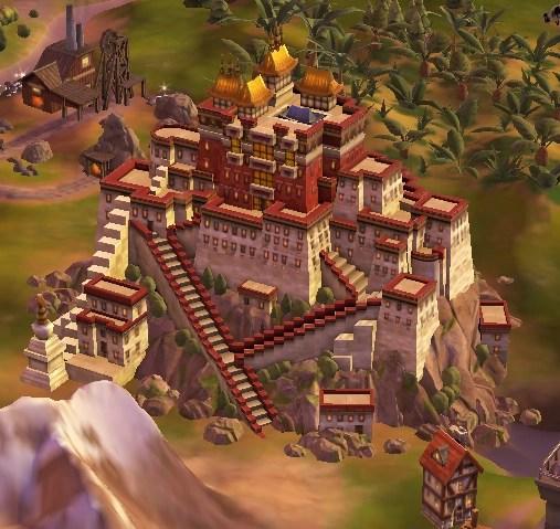 Potala Palace  Civilization 6 VI Wiki