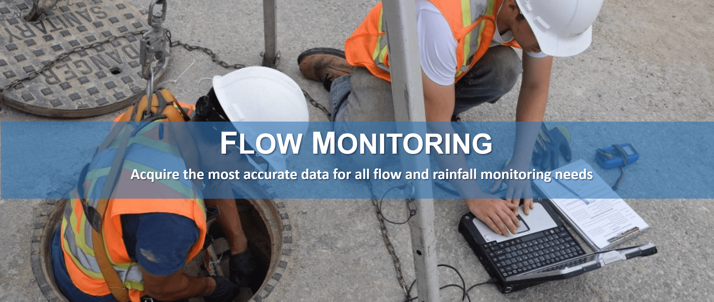 flow monitoring civica
