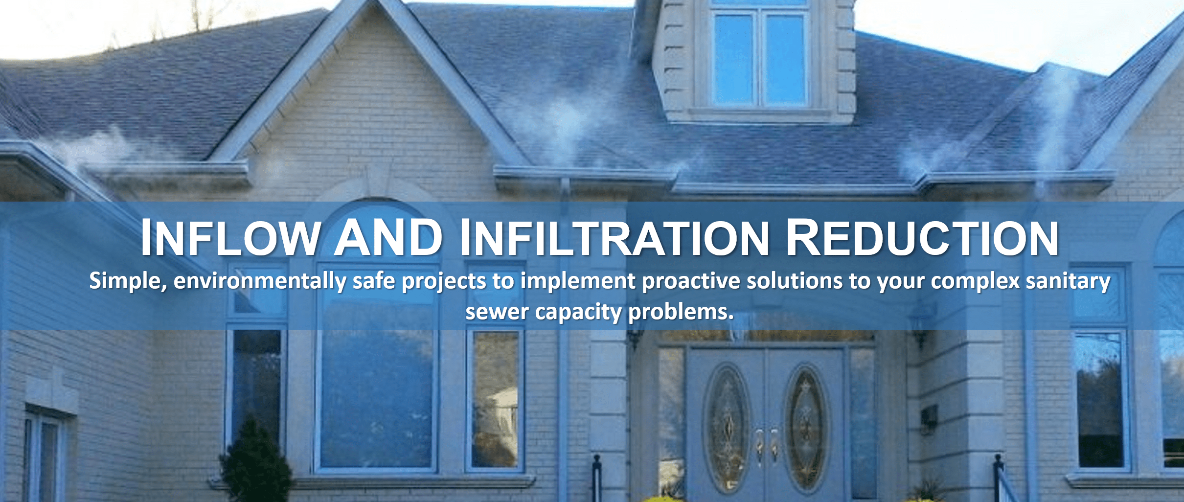 inflow and infiltration reduction civica