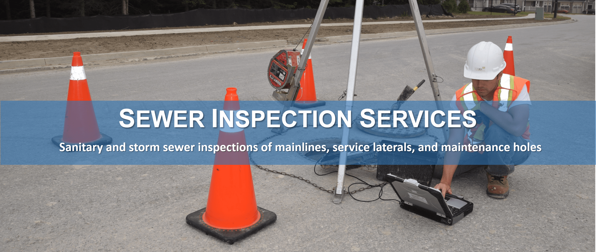 sewer inspection civica