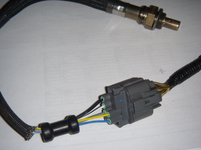 O2 Sensor Wiring Diagram Together With 4 Wire O2 Sensor Wiring Diagram