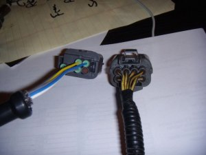 Civic HX owners, wiring question, 5wire o2 sensor  Honda