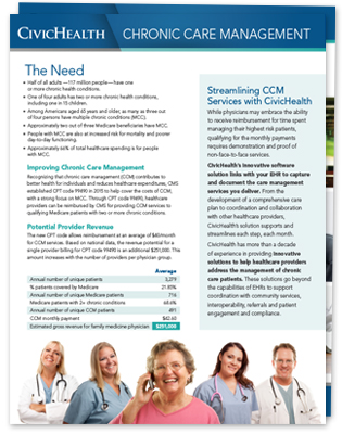 Chronic Care Management Overview