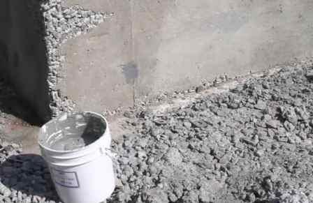 Honeycombing of Concrete