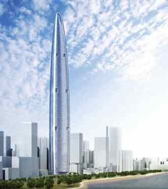 Top 10 Tallest Building in the World In 2021