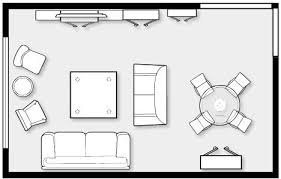 The Standard Room Size & Location in Residential Building