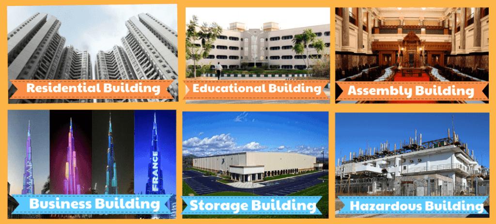 Types of Buildings in Civil Engineering
