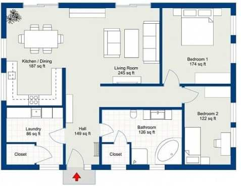 How to Draw a House Plan by Hand