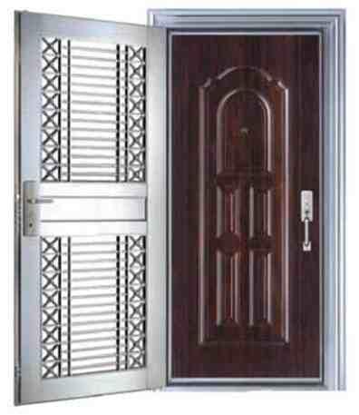 Steel Doors - Types of Doors for Your Perfect House
