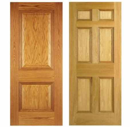 Wooden Doors - Types of Doors for Your Perfect House