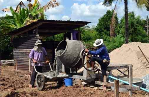 What Is Concrete | Ingredients of Concrete | Concrete Test | Types of Concrete