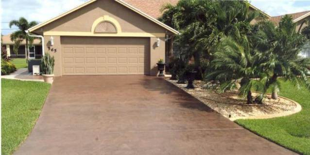 Concrete Driveway Cost and Types With Application