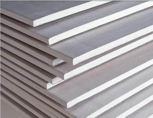 Drywall White Board Gypsum Board