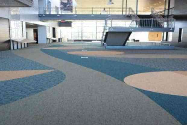 Resilient Flooring & Types of Resilient Flooring