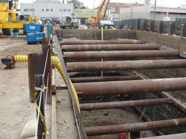 Beam and Plate Shoring