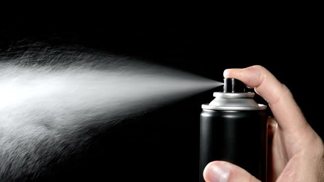 Improve Indoor Air Quality by Avoiding Use of Aerosol Spray