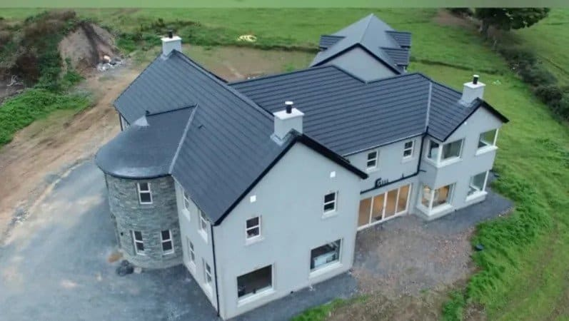 Triple/Trussed Roof -Types of Pitched Roof