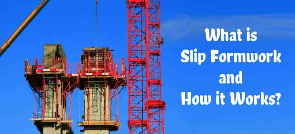 Slip Formwork