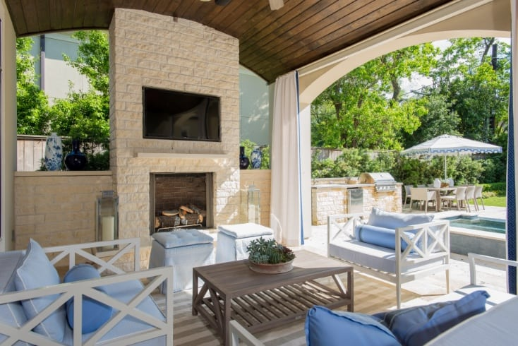 Loggia- What is Porch? Types of Porch
