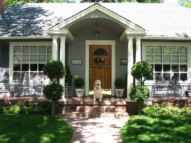 Portico - What is Porch? Types of Porch