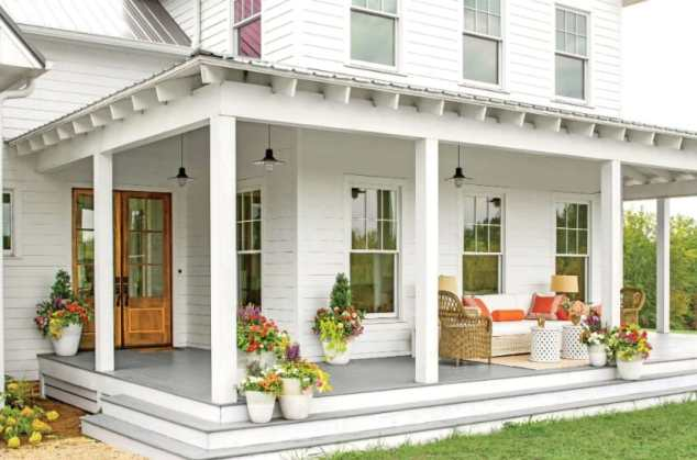 Wrap around Porch- What is Porch? Types of Porch