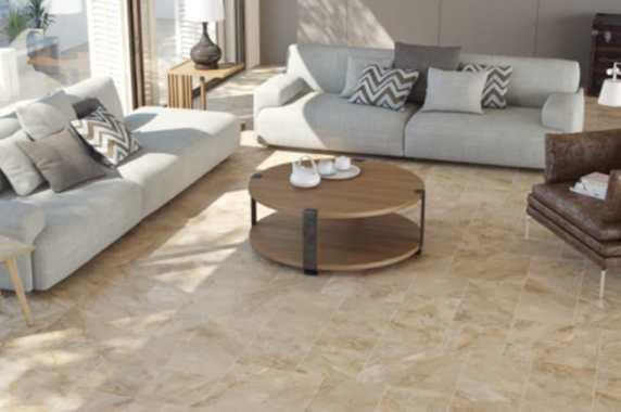 Travertine Tile Flooring - Types of Stone Flooring