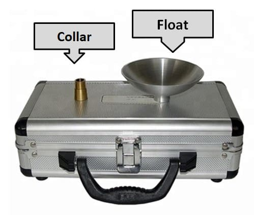 Float Test of Bitumen | Apparatus, Procedure & Result