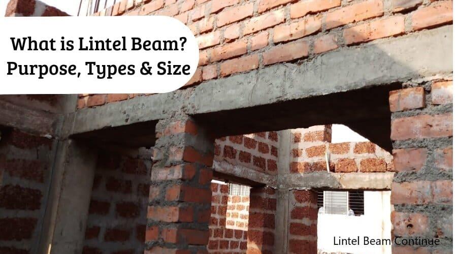 What is Lintel Beam