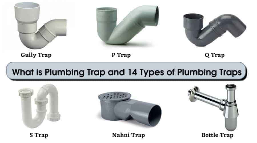 What is Plumbing Trap & 14 Plumbing Trap Used in House