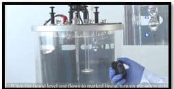 Kinematic Viscosity Test Procedure and Result