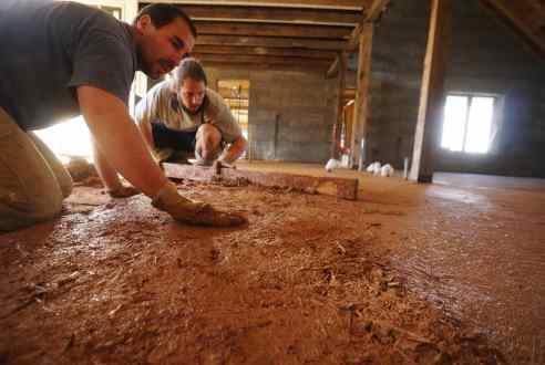 Mud Flooring | Mud Floor | Disadvantages of Mud Flooring | Mud Flooring Materials