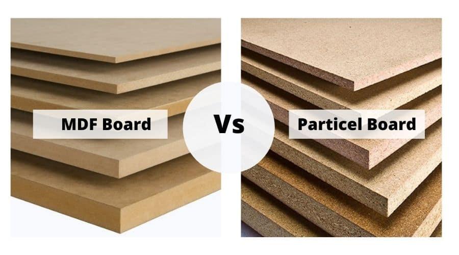 MDF Vs Particle Board
